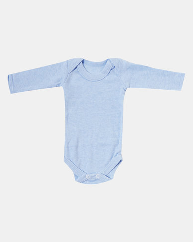 Camille LS Vest Baby Blue