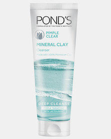 Pond's Pimple Clear Mineral Clay Cleaner