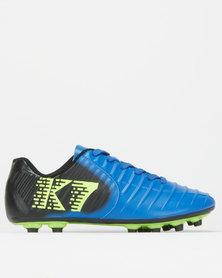 K-Star 7 Soccer Boots Royal Brazil