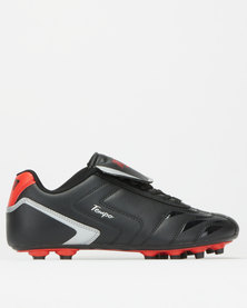 K-Star 7 Boys Tempo Soccer Boots Black
