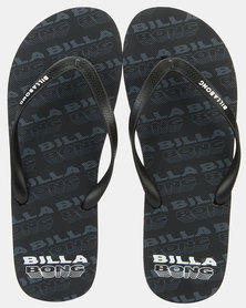 Billabong Echo Thongs Black