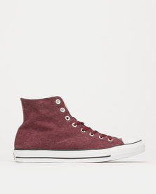 Converse Chuck Taylor All Star Dark Burgundy/Natural Ivory/White