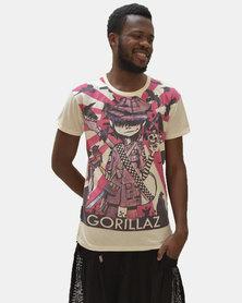 SKA Gorillaz T-Shirt White