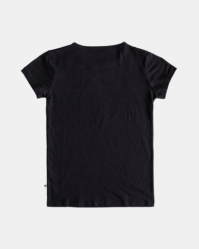 Roxy Girls So Amazing T-Shirt Black
