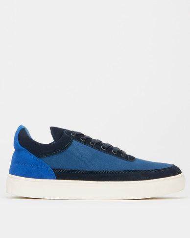 Jack Jones Crosby Sneakers Blue