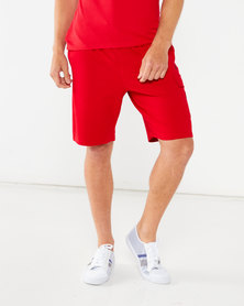 Polo Sport Bravo Jogger Shorts Red