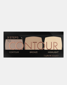 Catrice 010 3 Steps To Contour Palette