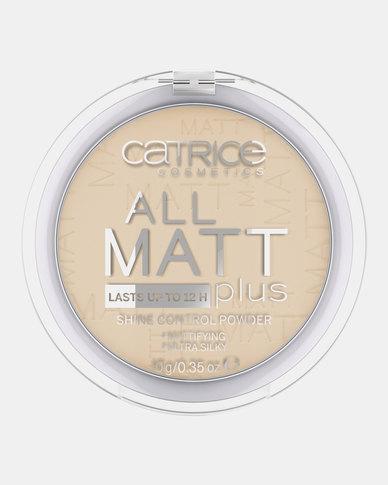 Catrice 028 All Matt Plus Shine Control Powder