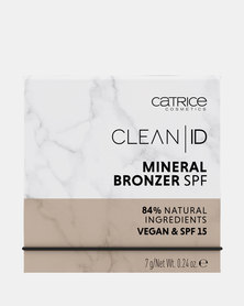 Catrice 010 Clean ID Mineral Bronzer SPF