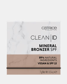 Catrice 020 Clean ID Mineral Bronzer SPF