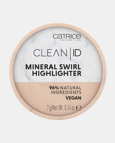 Catrice 020 Clean ID Mineral Swirl Highlighter