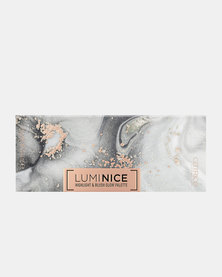 Catrice 010 Luminice Highlight & Blush Glow Palette