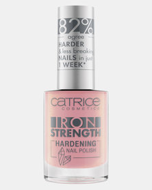 Catrice 03 Iron Strength Hardening Nail Polish
