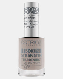 Catrice 06 Iron Strength Hardening Nail Polish