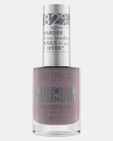 Catrice 07 Iron Strength Hardening Nail Polish