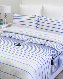 Sheraton Yacht  Duvet Cover Set Blue