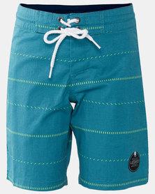 Lizzard Teen Boy Setter Shorts Blue
