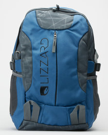 Lizzard K Anthony Backpack Blue
