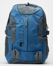 Lizzard K Anthony Backpack Blue