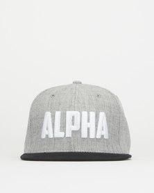 Minotaur Fitness Alpha Cap Black and Grey