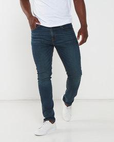 Levi's ® 510™ Canyon Dark Ama Skinny Fit Jeans Blue
