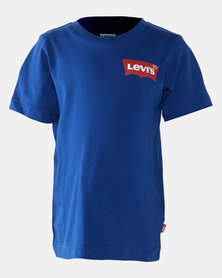 Levi's Boys Sodalite Spine Tee Blue