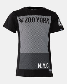 Zoo York Boys Basic Tee Black