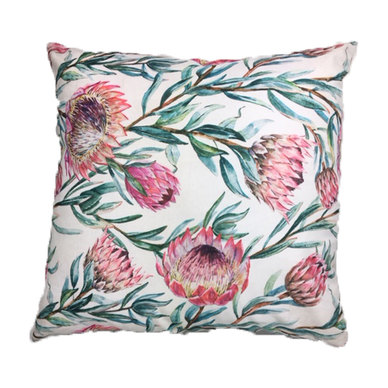 Amore Home Protea Scatter Cushion Cover with Inner