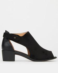 Franco Gemelli Pearl Ladies Boots Black