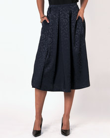 Marique Yssel Lucy Skirt - Navy