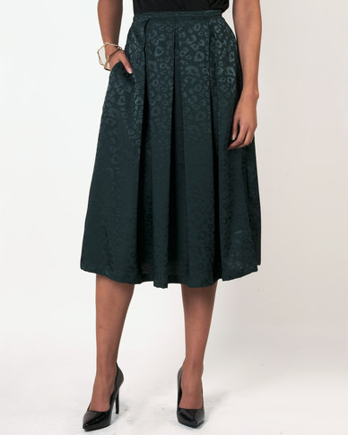 Marique Yssel Lucy Skirt - Fir (Green)