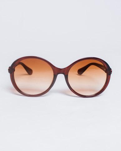 Era Nu Eyewear Copper Fro Brown