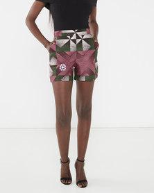Chepa Lelo Printed Shorts Multi