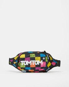 Tom_Tom Block Print Waistbag Multi