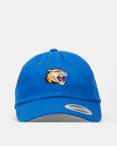FLEXFIT Tiger Peak Cap Royal Blue