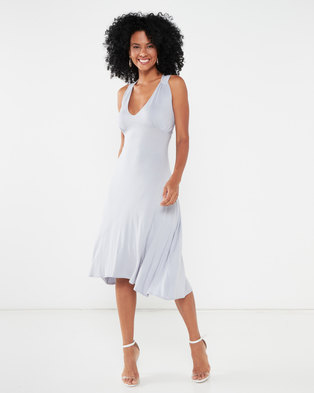 Nucleus Slone Dress in Grey