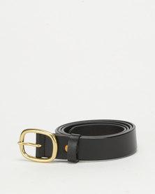 All Heart Waist Belt Black