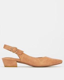 SOA Evolve Sandals Camel