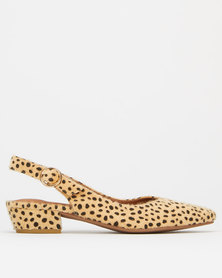 SOA Evolve Sandals Leopard