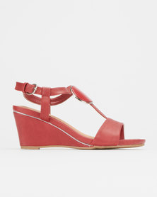 SOA Nature Wedges Red