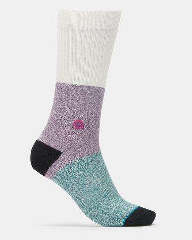 Stance Neapolitan Socks Grey