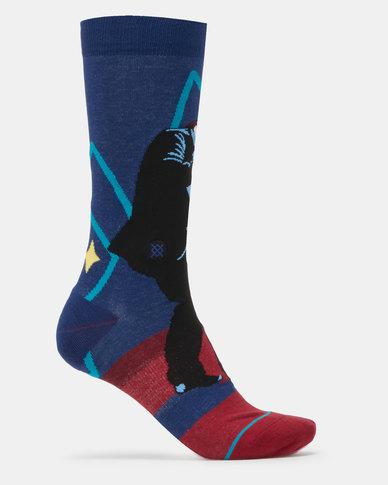 Stance I Want To Dance Socks Multi