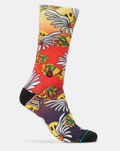 Stance In A Daze Socks Multi