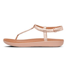 FitFlop Tia Rose Gold