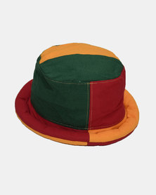 SKA Rasta Hat Red, Yellow and Green