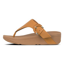 FitFlop Lottie Buckle Mustard