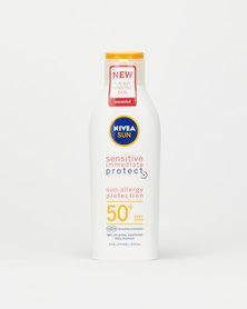 Nivea Sun Sensitive Immediate Protection Adult Lotion SPF50+ Sunscreen 200ml