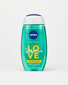 Nivea  Love Adventure Shower Gel/Body Wash  250ml