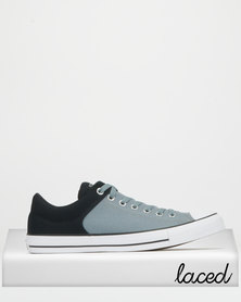 Converse Chuck Taylor All Star High Street Sneakers Ox Black/Cool Grey/White
