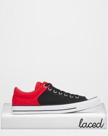 Converse Chuck Taylor All Star High Street Ox Enamel Red/Black/White